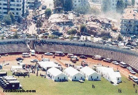 17 Ağustos 1999 Depremi 1