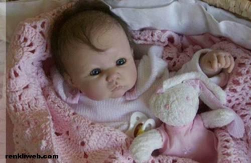 Gerçek Gibi Zamane Oyuncak Bebekler 1