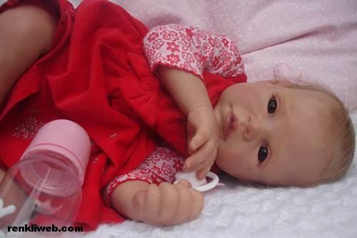 Gerçek Gibi Zamane Oyuncak Bebekler 6