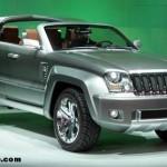 Son Model 2010 Jeep Trailhawk Concept Resimleri