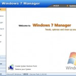 Windows 7 Manager 1.2.0 İndir