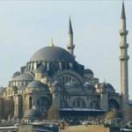 Süleymaniye Camisinin Şifreleri