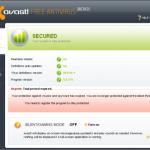 avast! Free Antivirus 5.0.594 Türkçe İndir