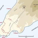 Çanakkale Savaşı Seddülbahir Cephesi