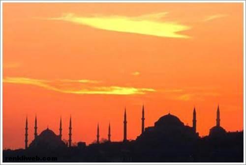 Boğazdan İstanbul seması