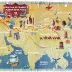 İpek Yolu Nedir? İpek Yolu Haritası ve Güzergahı
