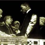Atatürk'ün Kadınlar İçin Söylediği Sözler ve Özdeyişleri