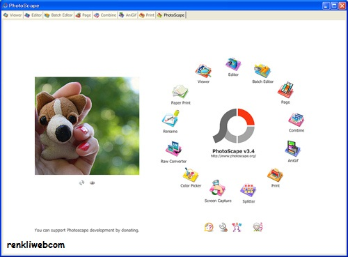 resim, fotoğraf, editör, program, yazılım
