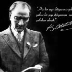 Atatürk'ün Türk Dili İle İlgili Sözleri ve Özdeyişleri