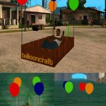 GTA San Andreas Balonlu Gemi Yaması