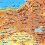 Doğu Anadolu Bölgesinin Yeryüzü Şekilleri