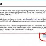 Hotmail Hesabı Nasıl Kapatılır?