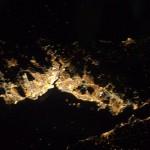 Türkiye'nin ve İstanbulun Uzaydan Görüntüleri