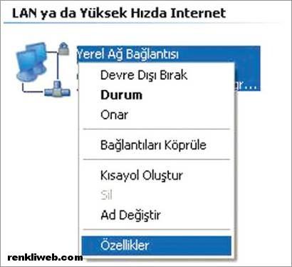 DNS Ayarları 2