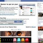 Facebook İçin Yeni Profile Banner Uygulaması