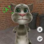 iPhone İçin Konuşan Kedi Uygulaması (Talking Tom Cat)