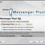 Messenger Plus'un Yeni Sürümü