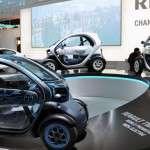 Renault Twizy – Dünyanın En Küçük Otomobili