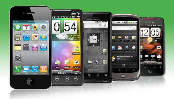 akıllı telefonlar, cep telefonları, android, iphone