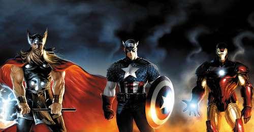 The Avengers, film, oyun