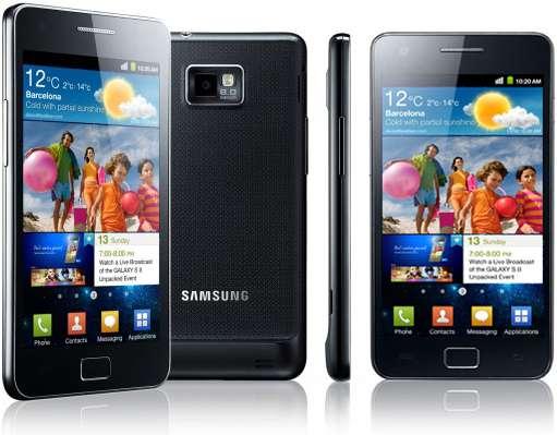 Samsung Galaxy S II, samsung, akıllı telefon, android, cep telefonu