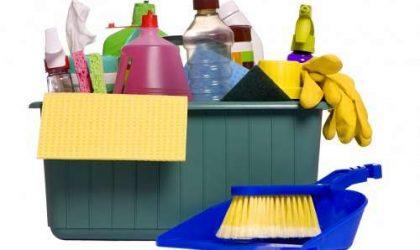 Evde Yapılan Doğal Temizlik Ürünlerinin Tarifi