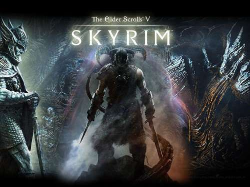 skyrim, oyun, play station 3