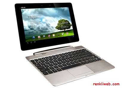 Asus, tablet bilgisayar, Eee Pad