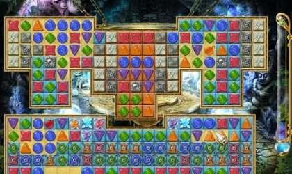 Ücretsiz Mücevher Eşleştirme Oyunu – Büyülü Mağara 2