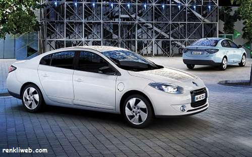 Renault, Fluence Z.E, elektrikli otomobil