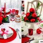 Sevgililer Günü İçin Romantik Masa Hazırlama Önerileri