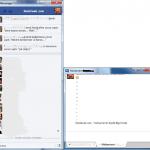 Windows İçin Facebook Messenger Programı