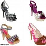 2012 Flo Bayan Ayakkabı Modelleri