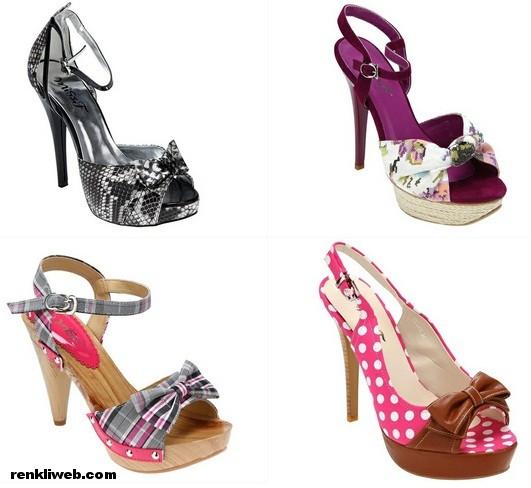 Flo, Bayan, Ayakkabı, moda