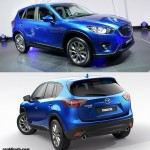 Yeni 2012 Mazda CX-5 Özellikleri ve Türkiye Fiyatı