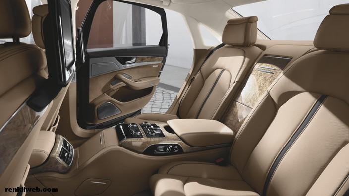 2012 audi a8 l w12 6.3 fsi quattro tiptronic Özellikleri, fiyatı