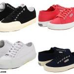 2012 Superga Spor Ayakkabı Modelleri