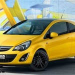 2012 Yeni Opel Corsa (3 Kapı) Fiyat Listesi (2012 Yılı)