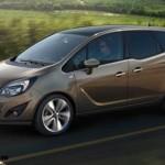 2012 Yeni Opel Meriva Fiyat Listesi (2012 Yılı)