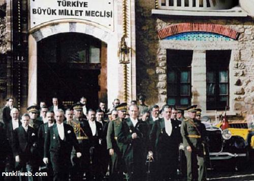 Atatürk, devrim, inkılap, türk