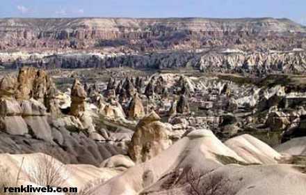 Kapadokya, tarihi eser, kültür