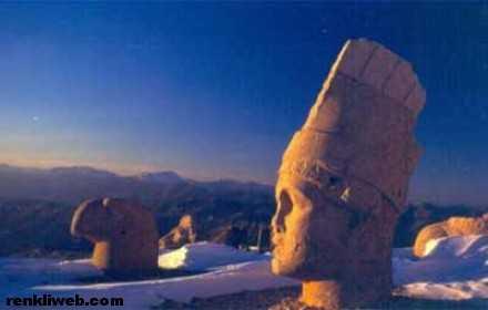 Nemrut Dağı, tarihi eser, kültür