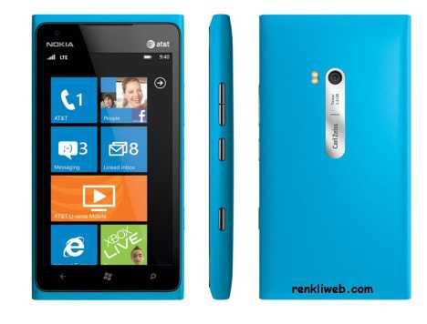 Lumia 900, nokia, telefon