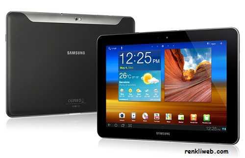 Samsung, Galaxy Tab, tablet bilgisayar