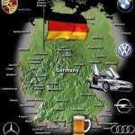 Almanya'nın Neleri Ünlüdür?