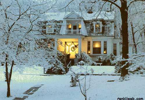 kış, kar, mevsim
