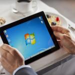 iPad'i Windows 7'ye Dönüştüren Uygulama – OnLive