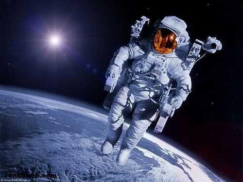 Astronot, uzay, gezegen, bilim