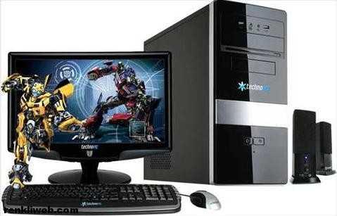 Masaüstü Bilgisayar, PC, teknoloji