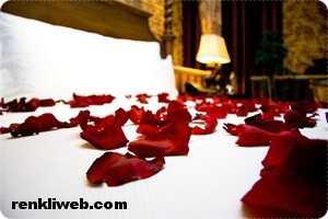 çiçek, mesaj, gül, romantik
